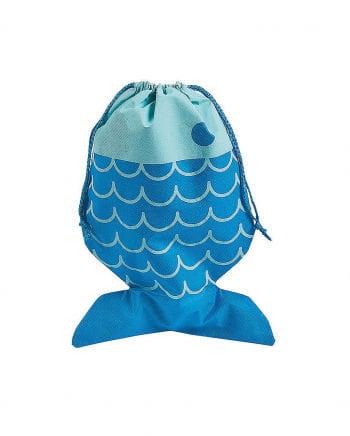 Bag In Fish Shape Blue