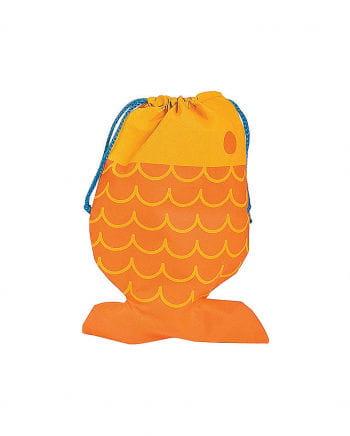 Fish-shaped Bag Orange-yellow