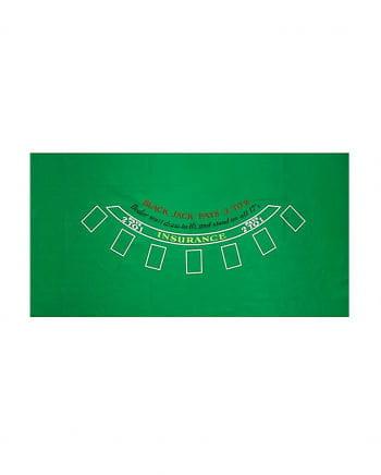 Blackjack Casino Tablecloth