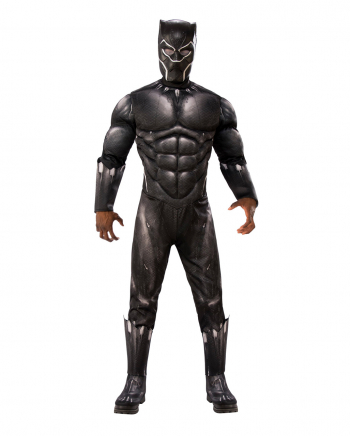 Black Panther Muscle Costume