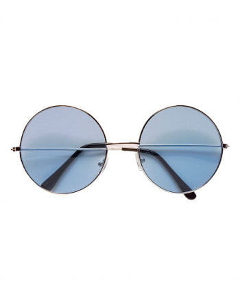 Blue 70s Sunglasses