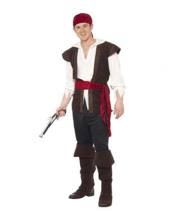Bounty pirate costume