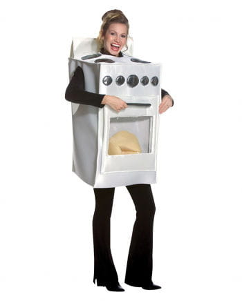 Frying In The Tube Costume