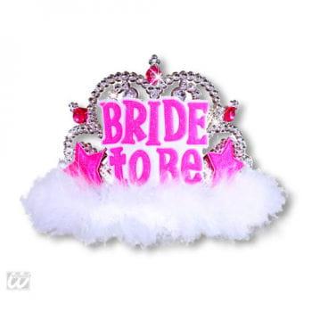 Bachelorette Krone Party Polterabend Diadem