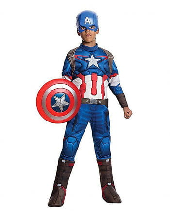 Avengers 2 Captain America Children's costume