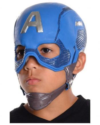 Captain America children's mask