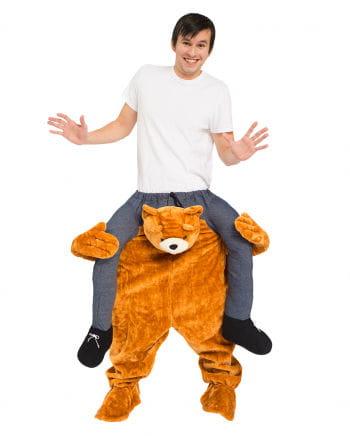 Teddy Bear Carry Me Costume