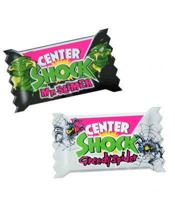 Center Shock chewing gum monster | Sour Halloween candy | horror ...
