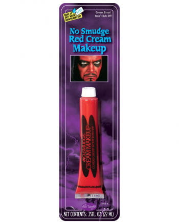 Creme Make-Up Wischfest Rot