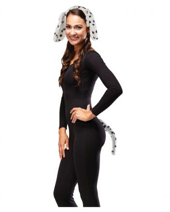 Dalmatian costume accessories set