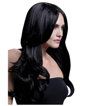 Ladies Wig Khloe black