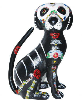 Day of the Dead decoration dog 40cm