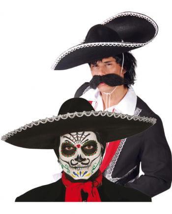 Day Of The Dead Sombrero