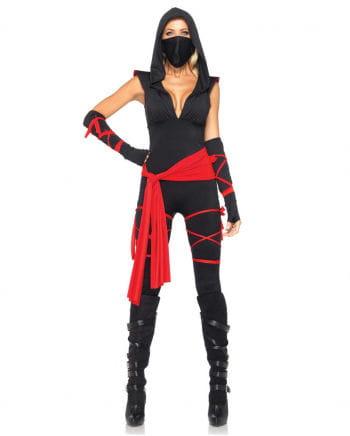 Deadly Ninja Damenkostüm Deluxe
