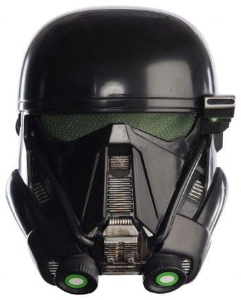 Death Trooper children's half mask