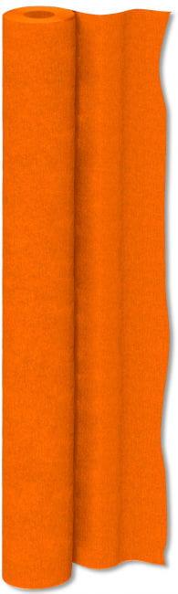 Deko Krepppapier Orange 50 cm