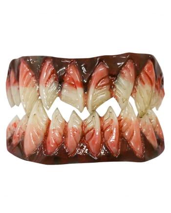 Dental FX Veneers Blutige Klingon Zähne
