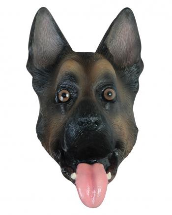 Deutscher Schäferhund Maske