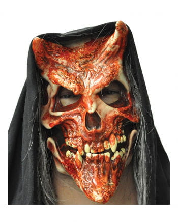Devil Whispers devil mask
