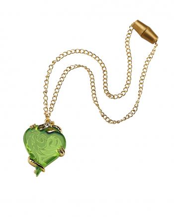 Descendants Mal's Halskette mit Herzanhänger