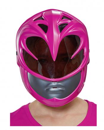 Pink Ranger Kinder Halbmaske Power Rangers