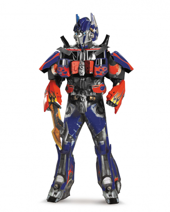 Optimus Prime Deluxe Costume Transformers