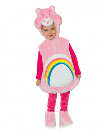 The Glücksbärchis Toddler Costume Hurrabärchi