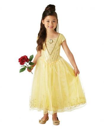 Disney Belle Child Costume Deluxe Buy ✮ | horror-shop.com