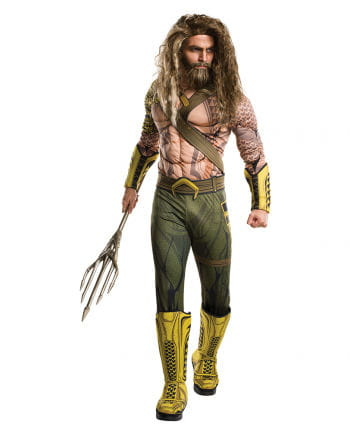 Aquaman Deluxe Men's Costume