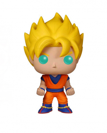 Dragon Ball Z - Super Saiyan Goku Funko POP! Figure