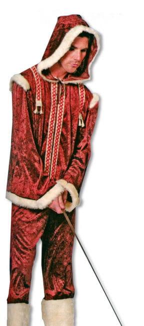 Eskimo Man Costume