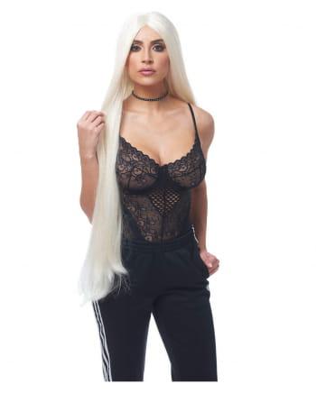 Extra Long Wig Kim Blond