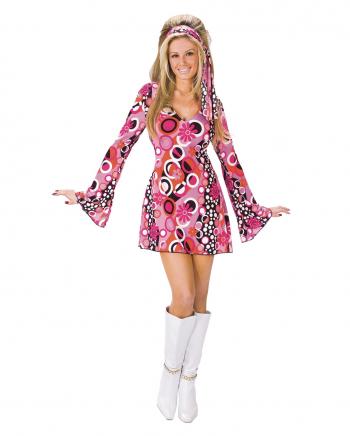 Feeling Groovy Mod Dress SM
