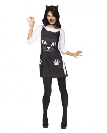 Feline Chic Katzenkostüm für Erwachsene