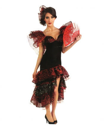 Flamenco Kostümkleid für Karneval | Horror-Shop.com
