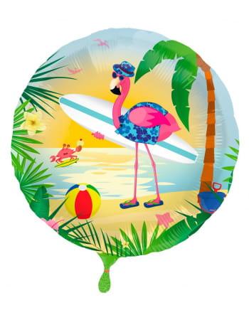 Flamingo Folienballon