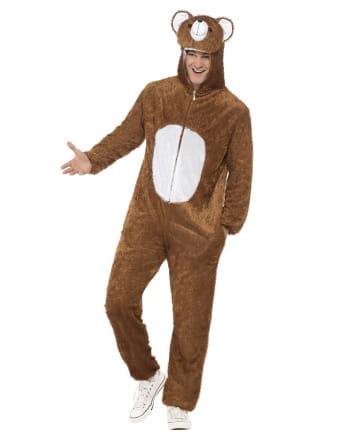 Flauschiges Bären Kostüm