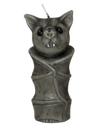 Bat Candle 15cm