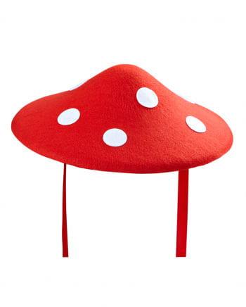Fliegenpilz Hut
