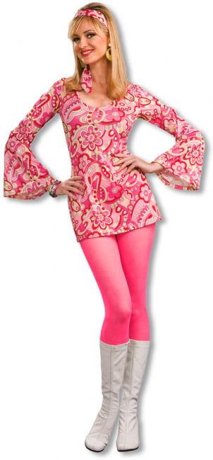 Flower Power Groovy Dress
