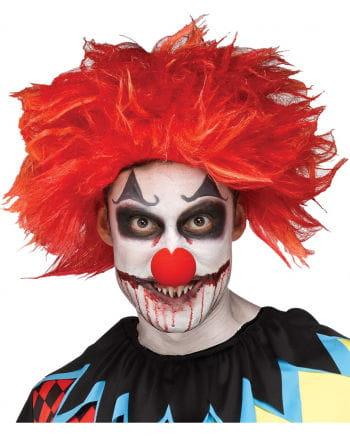 Freak Show Clown Wig