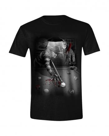 Freddy vs Jason - Pool T-Shirt