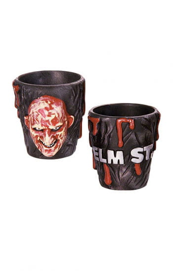 Freddy Krueger Shot Glasses Set of 2