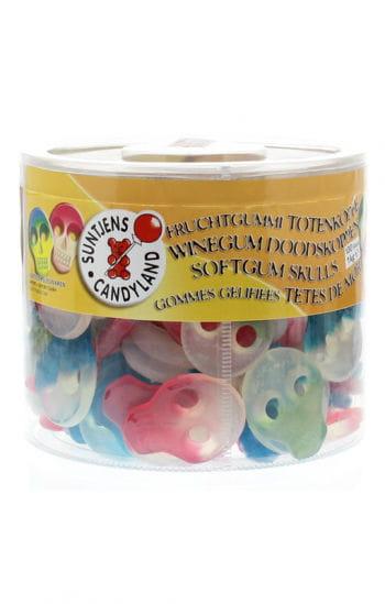 Fruchtgummi Totenköpfe 100 Stück