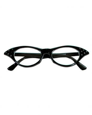 50s Glasses With Rhinestones