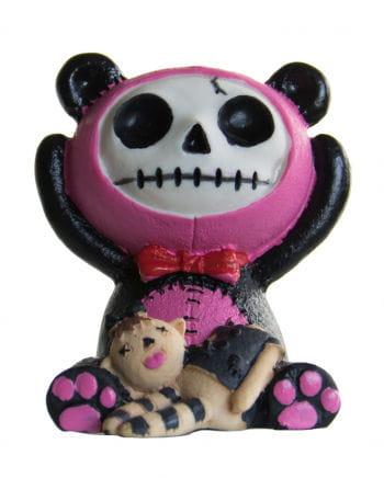 Pink Pandie - Furrybones figure small