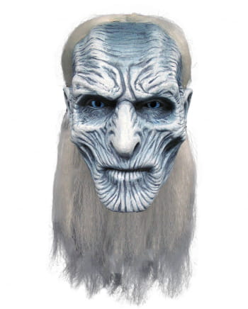 Game of Thrones White Walker Maske