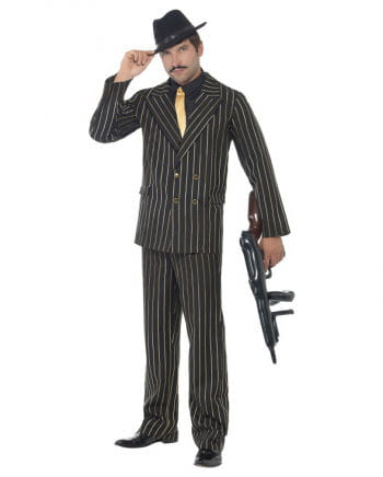 Gangster Pinstripe Suit