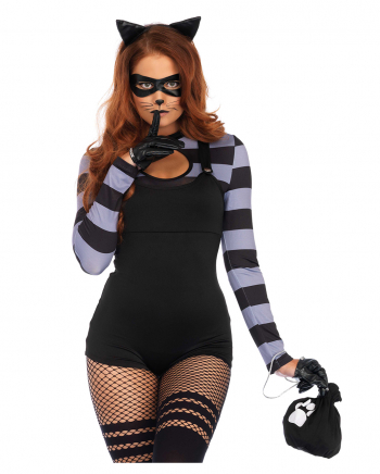 Crook Kitty Ladies Costume