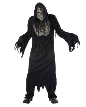 Ghoul costume with mask